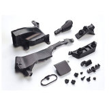 Precision Plastic Interior Parts Automotive Mould From China