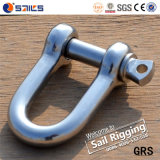 304 316 Stainless Steel D Shackle Hardware