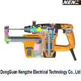 High Quality Dust Collection Corded Handle Hammer (NZ30-01)