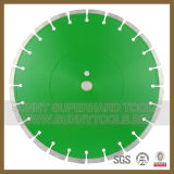 Laser Welded Diamond Concrete Saw Blades for Cutting