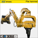 20 Ton Pile Driver Hammer and Hydraulic Vibratory Pile Hammer