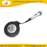 Retractable Cable Reel for Microphone with Extension Power Wire in Bar Club KTV