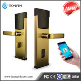 Stainless Steel Electronic APP Control Network Door Lock for Hotel