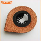70mm Carbide Abrasive Rasp Used for Oscillating Power Tool