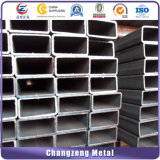 Good Hollow Section Tubes/Building Material Top Grade ERW 10X10-100X100 Steel Square Tube Supplier