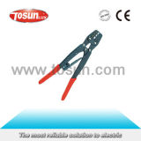 Strength-Saving Ratchet Terminal Crimping Tools