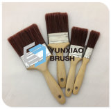 Filament Paint Brush with Wood Handle Hand Tools