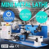 7*14inch Variable Speed 2500 Rpm Mini Metal Lathe