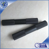 OEM CNC Machine Part Manufacturer Custom Black Anoide Aluminum Bushing