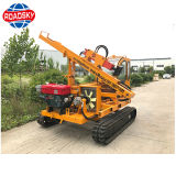 Hydraulic Guardrail Post Drop Piling Hammer Driver