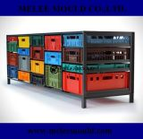 Recylced Turned Home Storage Plastic Crates Mould