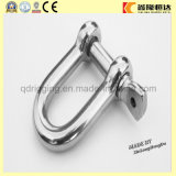 Adjustable U. S Drop Forged Screw Pin D Shackle