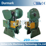 J23-80t Mechanical Power Press, Hole Punching Machine