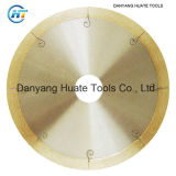 Hot Pressed Ultra Thin Tile Saw Blade for Cutting Ceramic, Diamond Cutting Blades