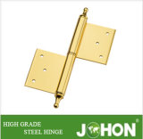Hardware Steel or Iron Door Flag Hinge (120/140X99mm furniture accessories)