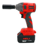 Professional Cordless Wrench with Li Ion Battery (THZ98F)