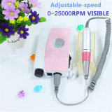 Hot Sale Rechargeable Cordless Portable Electric Nail Drill /Mini Grinder