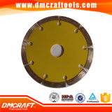 Hot Pressed Sintered Diamond Saw Blade for Stone