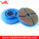 Snail Lock Edge Polishing Wheels