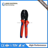Cable Connector Assembly Fitting Wire Crimping Plier Stripper Tool