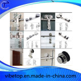 Wooden/Glass Bathroom Sliding Barn Door Hardware Fittings