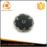 T Shaped Big Sgment Diamond Saw Blade Cutting Disc