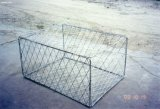 Gabion Mesh Made of Gabion Mesh Machine