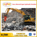 Excavator Hydraulic Rock Hammer Suit for 4-60 Tons