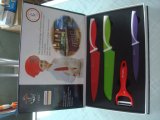 High-Quality Premium Kitchen Ceramic Knife Set Series