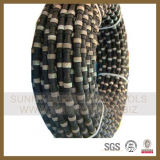11.5mm 11mm Diamond Wire Rope Saw for Concrete Cutting