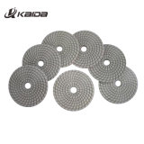 3 Step Wet Polishing Diamond Polishing Pads Fix on Power Tools Angle Grinder