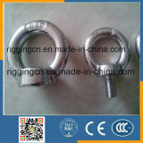 Hot Sale Polished Stainless Steel Rigging Eye Bolt DIN580/582 for Marine Accessories