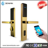 Ce Approved Smart Mobile Remote Control Door Lock in 500m