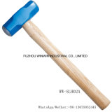 45# Carbon Steel Drop Forged Wooden Handle Sledge Hammer