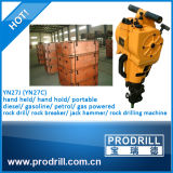 Yn27j Gasoline Rock Drill for Rock Drilling