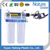 Two Stage Counter Top RO Water Purifier RO Water Filter with UV