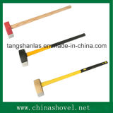 Hammer Hardware Hand Tool Steel Sledge Hammer with Handle
