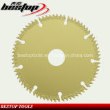 Vacuum Brazed Diamond Cutting Tools for Steel and Iron
