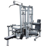 Fitness Equipment 4 Station Machine Equipment Hammer Strength for Gym Use