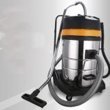 80L 3motors Stainless Steel Electric Industrial Wet Dry Vacuum Cleaner
