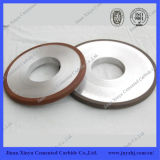 Resin Diamond Grinding Wheel for Carbide Cutting (X250)