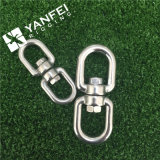 Rigging Hardware AISI304/316 Chain Swivel Hook