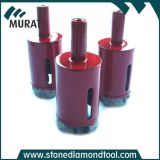 Brazed Shank 35mm Drill Granite & Marble Diamond Core Bits