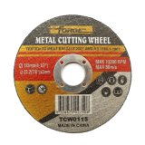 115*3*22.2mm Flat Type Cut-off Disc Cutting Wheel for Metal