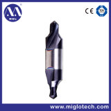 Customized Cutting Tools Solid Carbide Tool Alloy Drill Double-Headed Center Drill (DR-200004)