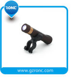 LED Flashlight Wireless Speaker Outdoor Torch Bluetooth Speaker