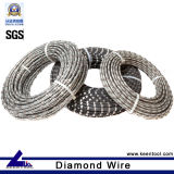 Diamond Wire for Concrete, Reinforced Concrete with Bar Steel