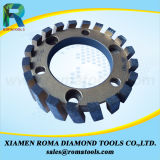Romatools Diamond Milling Tools of 4