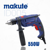 550W Good Quality China Dual Electric Drill (ID005)