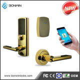 Wireless Hotel Door Lock with 500m Sub-GHz Long Distance Control